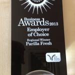 Parilla Award